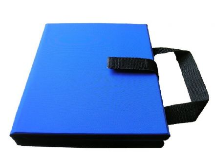 Communication Book A5 - Rigid Covers - Royal Blue